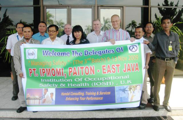 IOSH Managing Safely Paiton